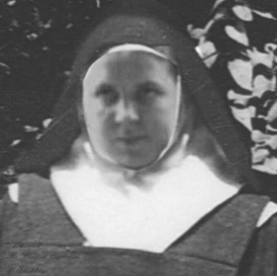 photo of Sr. Mary Daly