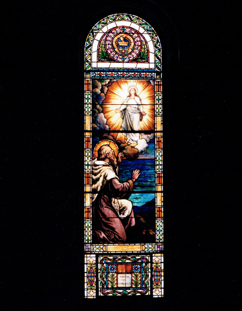 St Elias window 2