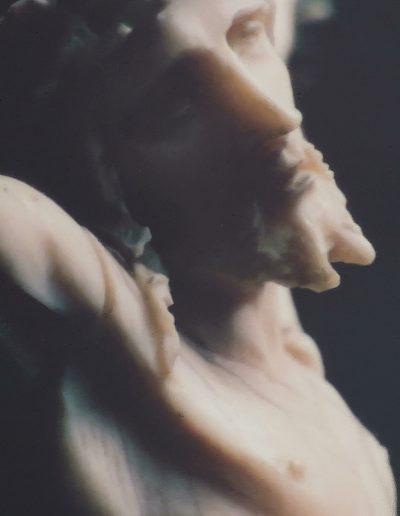 Ivory Crucifix 1